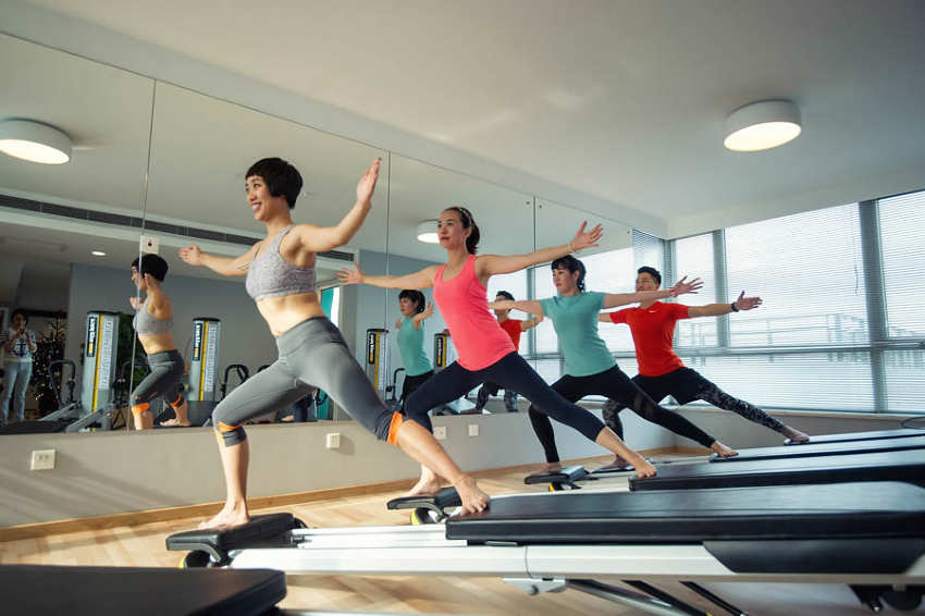 How to find a local Pilates class in the USA
