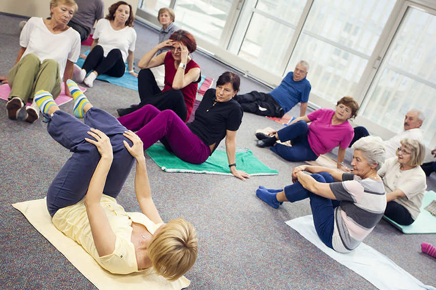 The Benefits of Pilates for Over 50\'s